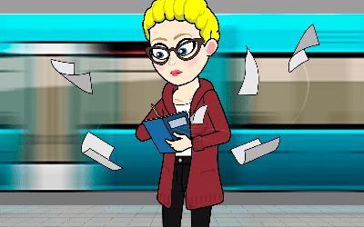 """""""Un metro de historias"""": vivencias y anécdotas en el tren subterráneo"""
