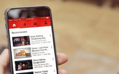 ¡Escucha música de YouTube con tu celular bloqueado!