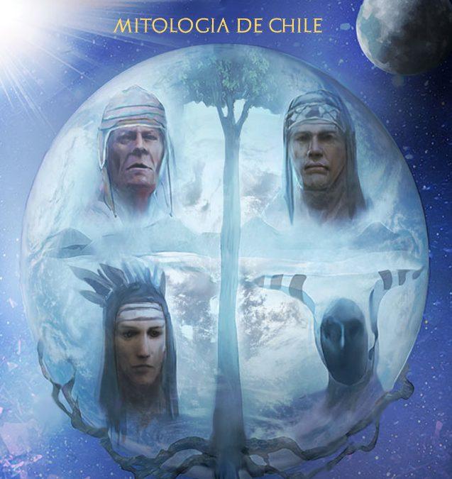 """""""Dioses Ancestrales: Mitología de Chile"""""""