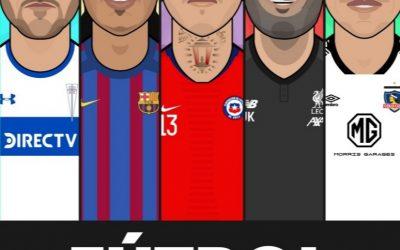 """""""Fútbol Ilustrado 2"""": Un libro imperdible para todo futbolero"""