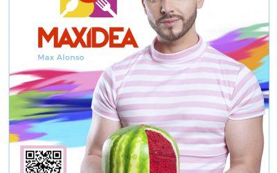 Max Alonso presenta su primer libro de cocina