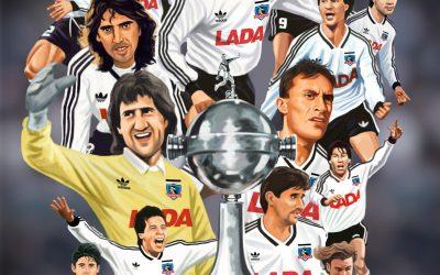 Sintonia Alba y su nota de Colo – Colo 91′: La Copa se mira y se toca